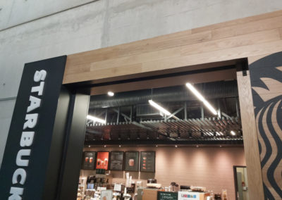 Langara College - Starbucks