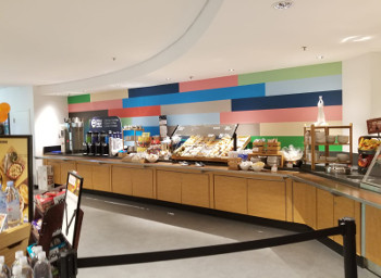 BC Hydro Cafeteria – Powerhouse Cafe