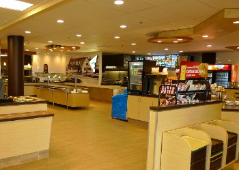Douglas College Campus Cafe